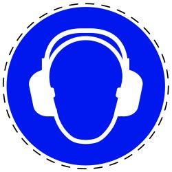 Gebruik gehoorbescherming