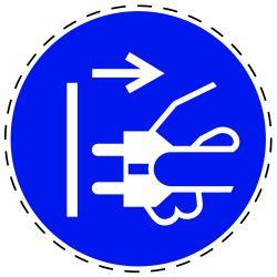 Trek de stekker uit het stopcontact