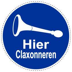 Hier Claxonneren