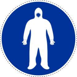 Volledig beschermend pak