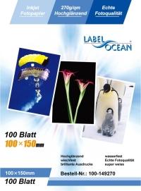A100 (100x150mm) 270g/m²